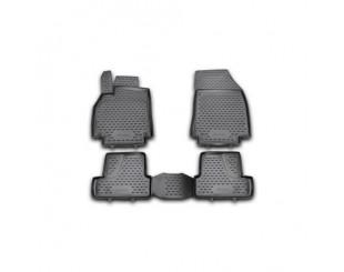 Set covorase auto Novline Floor mats SEAT Ibiza 2008- , 4 buc.