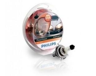 Bec Motocicleta H4 Philips 12342MVS1 Motorvision