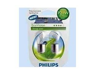 Bec,lumini de stationare PHILIPS 12499ECOB2 P21/5W EcoVision