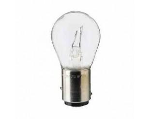 Bec,lumini de stationare PHILIPS 12499VPB2 P21/5W BAY15D Visionplus (set 2 becuri)