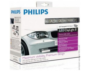 Philips 12825WLEDX1 LED DaylightGuide 12V 6 W