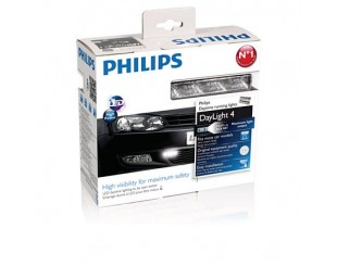 Lumini de zi Philips 12831ACCX1 LED DayLight 4 12V 6 W