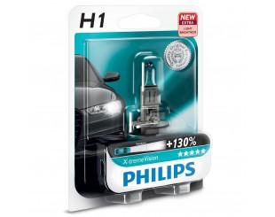 Bec Far Philips 12258XVB1 H1 X-tremeVision Plus Blister