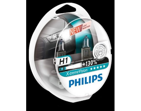 Bec H1 PHILIPS 12454RAC1RALLY 100W