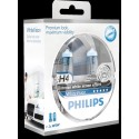 Bec Far Philips 12342WHVSM H4 WhiteVision (set 2 buc)