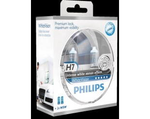 Bec Far Philips 12972WHVSM H7 WhiteVision