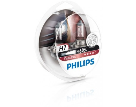 Bec Far PHILIPS 12972PRBW H7 Vision