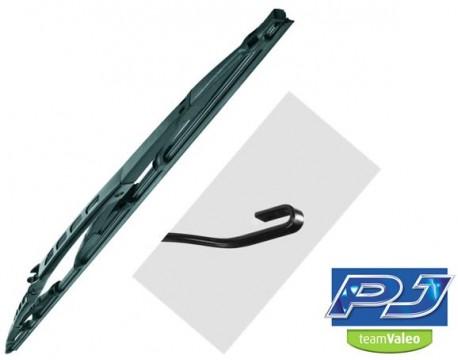 Stergator auto Valeo Clasic pentru parbriz, cu spoiler,550 mm