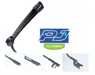 Stergator PJ flat blade Uni-Click-2B 350 mm