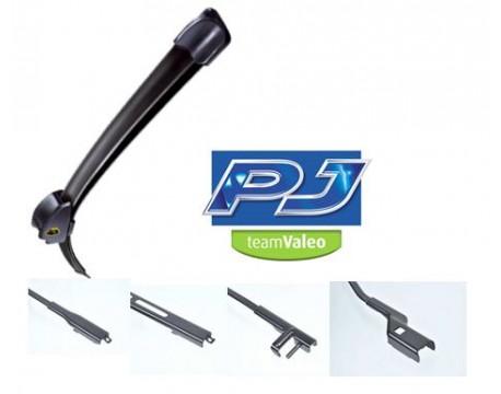 Stergator PJ flat blade, Uni-Click-2B, 500mm