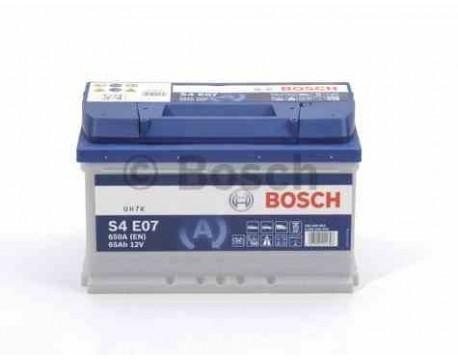 Baterie Auto Bosch S4 65Ah 650A Tip EFB