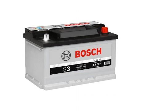 Baterie Motocicleta Bosch S3 70Ah 640A