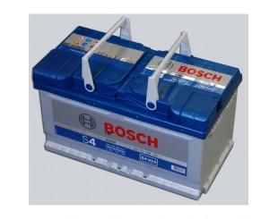 Baterie Auto Bosch S4 80Ah 740A