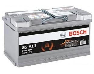 Baterie Auto Bosch S5 AGM 95Ah 850A