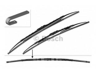 Set stergatoare Bosch Twin cu spoiler, 2x475 mm