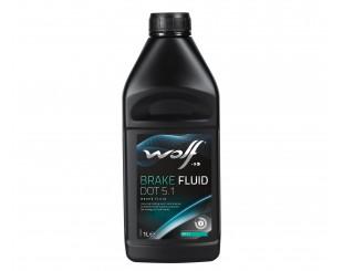 Lichid de frana WOLF DOT 5.1 1L