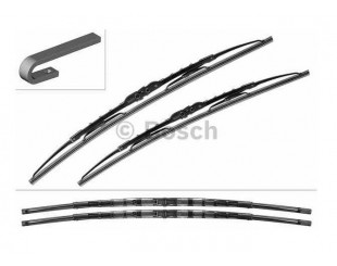 Set stergatoare parbriz Bosch Twin 550/530 mm