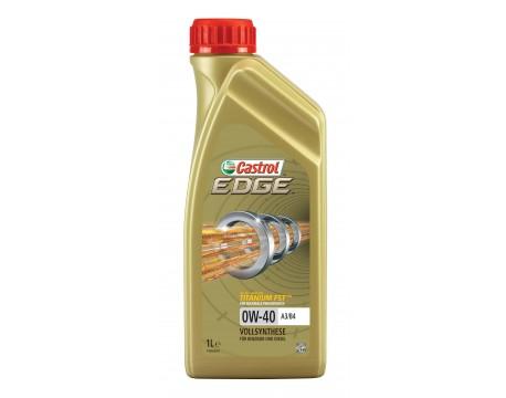 Ulei Motor Castrol 0W40 EDGE Titanium 1L