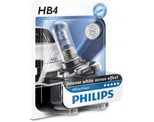 Bec Proiector Ceata Philips HB4 White Vision