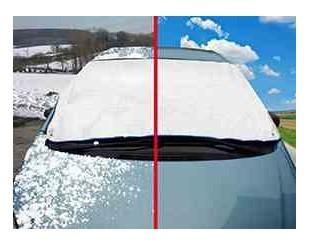 Protectie Parbriz Auto Vara/Iarna
