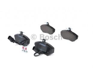 Set placute frana fata Bosch cu avertizare sonora Audi, Seat, VW 1994-2004