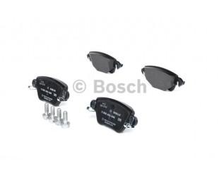 Set placute frana spate Bosch cu avertizare sonora Hyundai, Kia 2004-2014