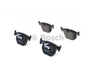 Set placute frana spate Bosch fara avertizare sonora BMW 3, 5, 7, X3, X5 2000-2009