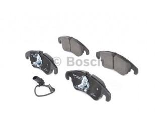 Set placute frana fata Bosch cu avertizare sonora Audi A4, A5, Q5 2008-2015