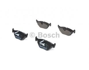 Set placute frana spate Bosch fara avertizare sonora BMW 3 E46 E36 1994-2005