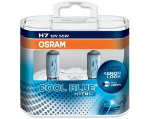 Bec Far Osram Cool Blue Intense H7 12V/55W 2 bucati