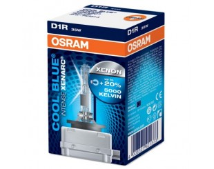 Bec Far Xenon Osram D1R Cool Blue Intense