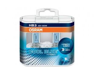 Bec Far Osram HB3 Cool Blue Intense 2 bucati