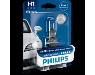 Bec Far Philips H1 WhiteVision Blister