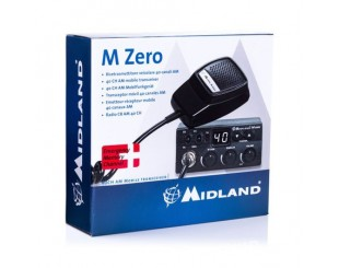 Statie radio CB Midland M Zero Plus