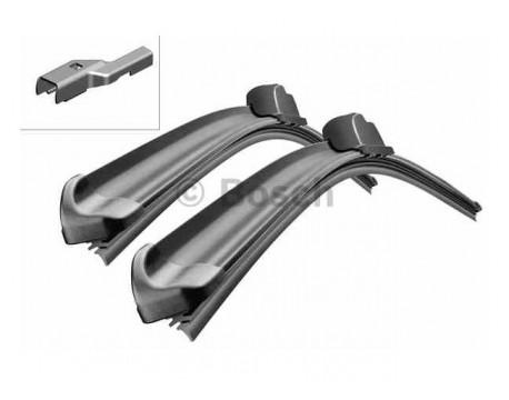 Set stergatoare Bosch Aerotwin, 650/400mm