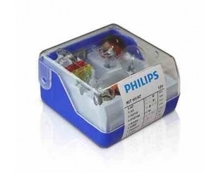 Kit Becuri H7/H1 PHILIPS 55010SKKM
