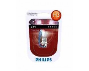 Bec Far faza lunga PHILIPS 13336MDBVS2 H3 24 V