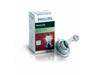 Bec Far faza lunga PHILIPS 13972MLC1 H7 24 V MasterLife