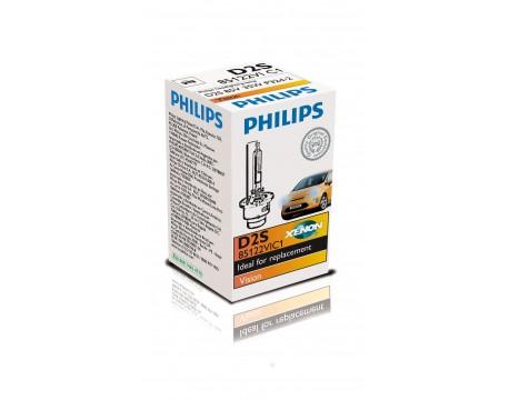 Bec Far Faza Lunga Philips 85122VIC1 D2S Vision