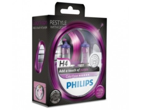 Bec H4 PHILIPS 12569RAB1 RALLY 100W