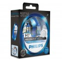 Bec Far Philips H7 ColorVision Albastru (set-2 becuri)