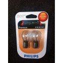 Bec lampa frana Philips 12498B2 P21W Premium
