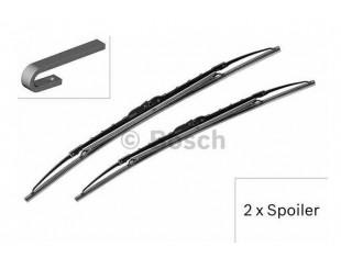 Set stergatoare parbriz Bosch - cu spoiler 705/628mm MB140