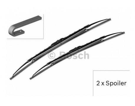 Set stergatoare parbriz Bosch 625/600 mm