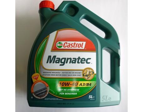 Ulei Motor Castrol 10W40 MAGNATEC 5L