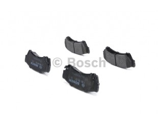 Set placute frana fata Bosch cu avertizare sonora Mazda 6 2006-2014