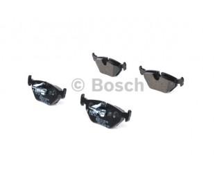 Set placute frana spate Bosch fara avertizare sonora BMW 5 E39 1997-2004