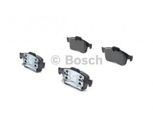 Set placute frana spate Bosch fara avertizare sonora Opel Astra, Vectra, Zafira 2004-2010