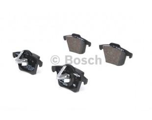 Set placute frana spate Bosch fara avertizare sonora Volvo XC90 2002-2014