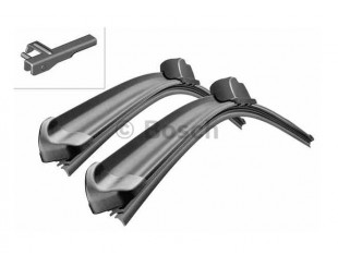 Set stergatoare Bosch Aerotwin 700/700 mm Peugeot 407